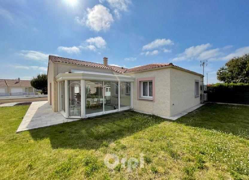 Maison à vendre 114m2 à Jard-sur-Mer
