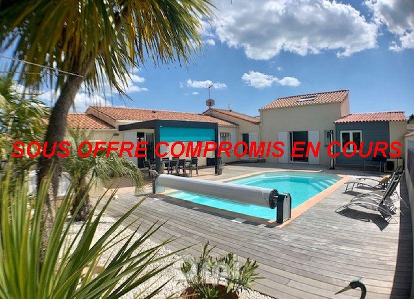 Maison à vendre 125m2 à Jard-sur-Mer