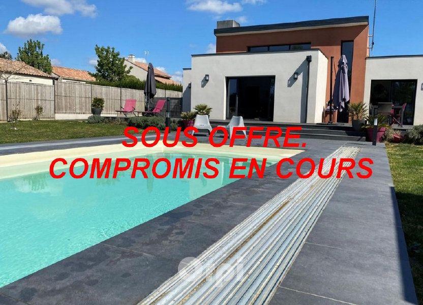 Maison à vendre 147.38m2 à Saint-Vincent-sur-Jard