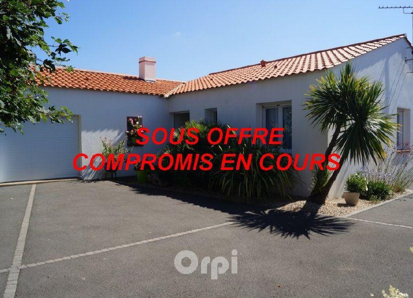 Maison à vendre 103.5m2 à Jard-sur-Mer