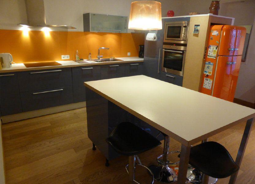 Appartement à vendre 63.21m2 à La Rochelle