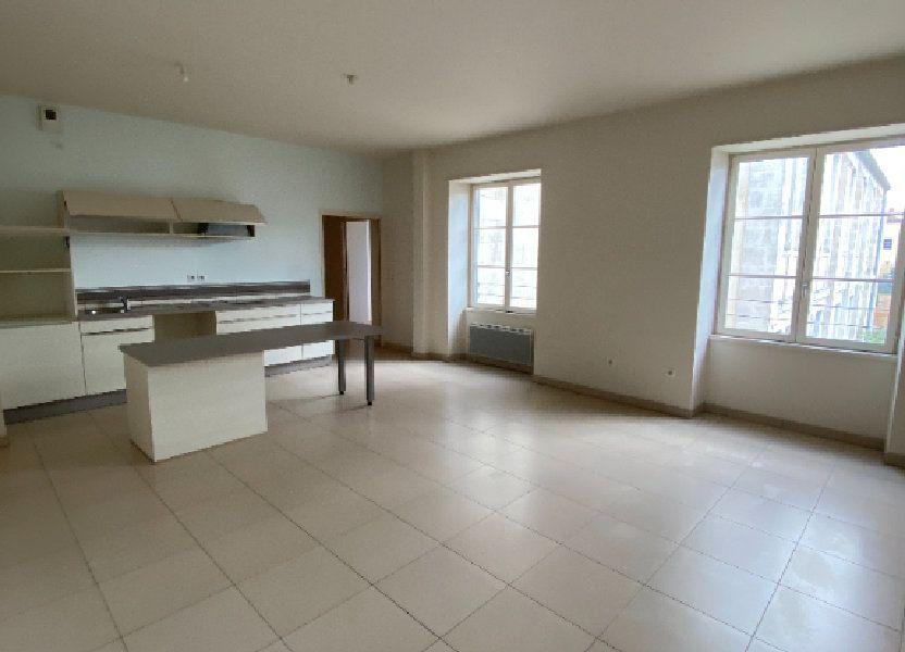 Appartement à vendre 64.4m2 à La Rochelle