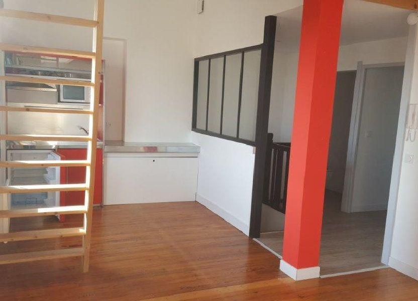 Appartement à vendre 40.59m2 à La Rochelle