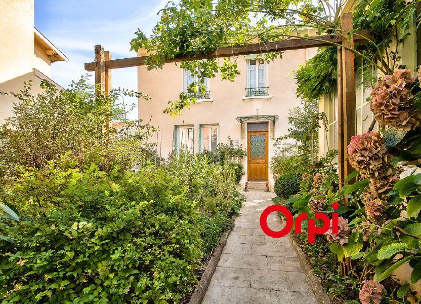 Maison à vendre 120m2 à Lyon 3