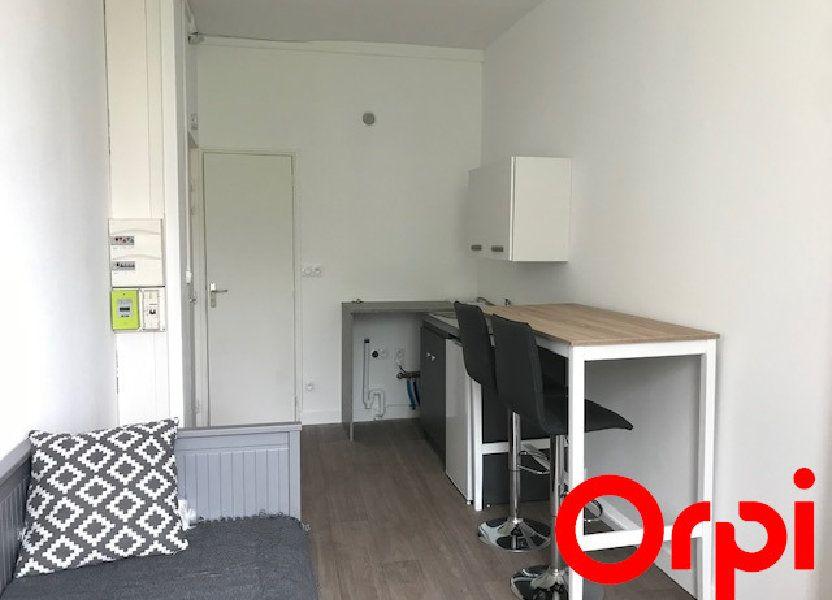 Appartement à louer 15.5m2 à Lyon 3