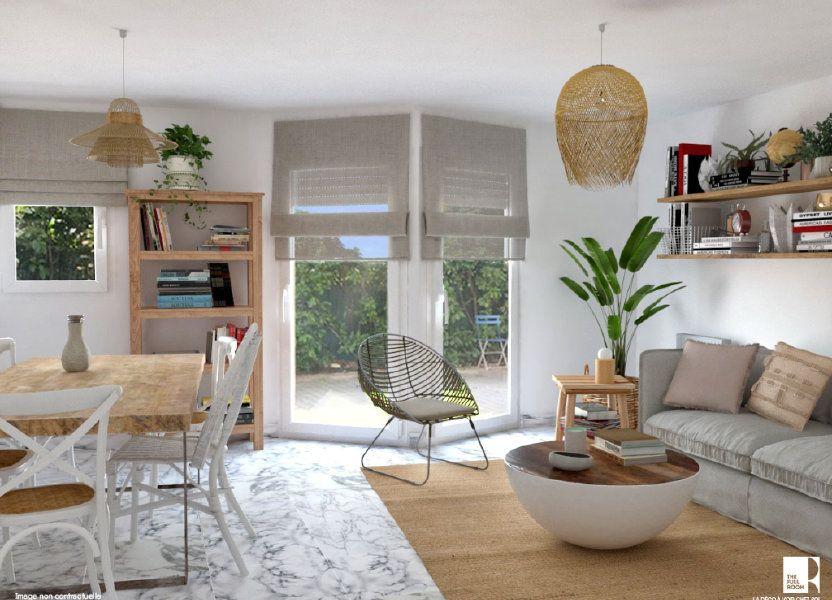 Appartement à vendre 96m2 à Lyon 3