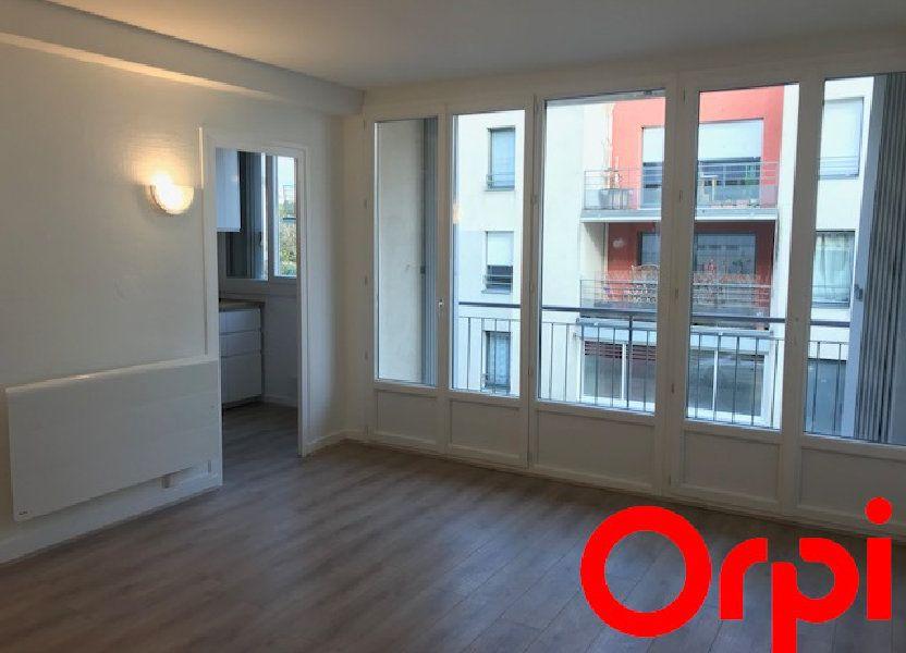 Appartement à louer 26.95m2 à Lyon 3