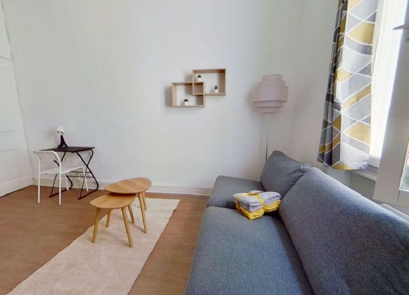 Appartement à louer 20.4m2 à Lyon 3