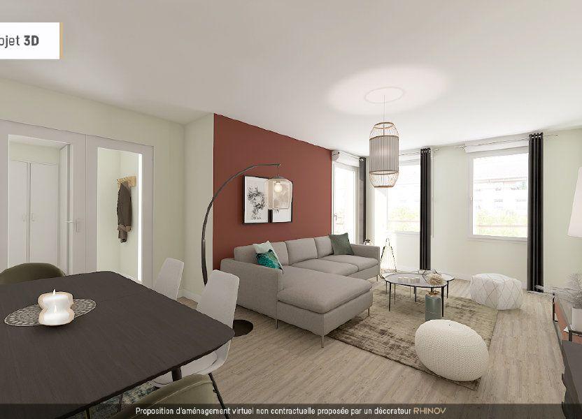 Appartement à vendre 100m2 à Lyon 3