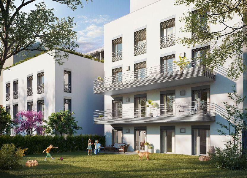 Appartement à vendre 64m2 à Lyon 3
