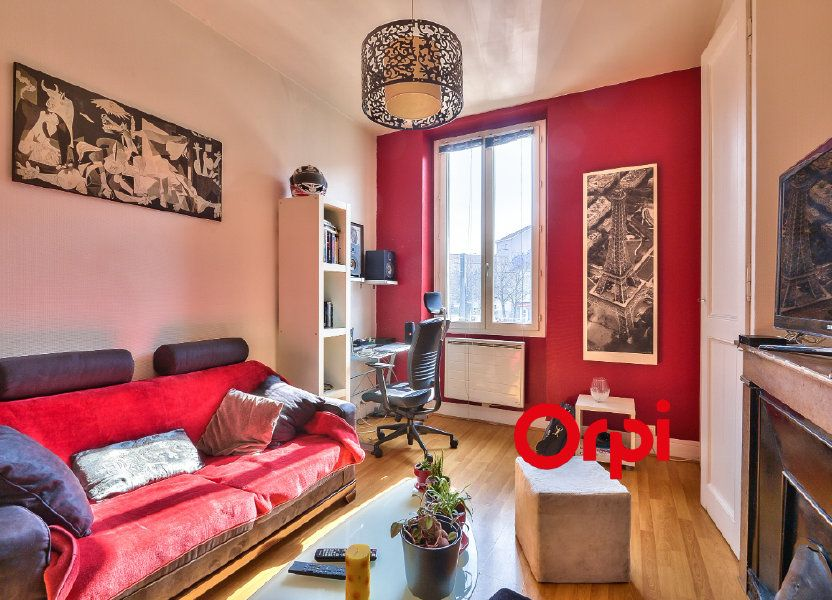 Appartement à vendre 38m2 à Villeurbanne