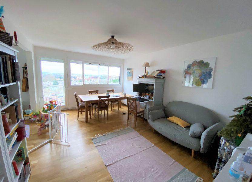 Appartement à vendre 86.54m2 à Toulouse