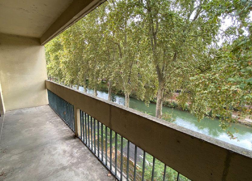 Appartement à vendre 56.61m2 à Toulouse