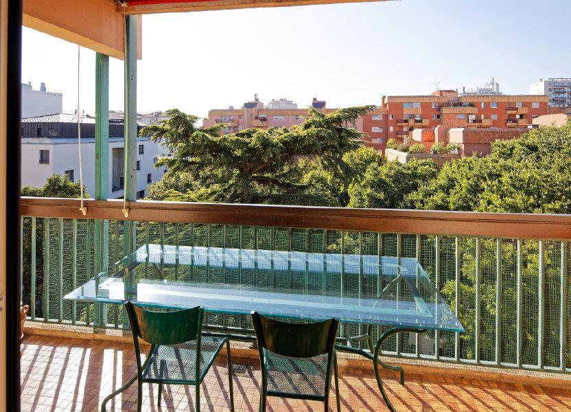 Appartement à vendre 92m2 à Toulouse
