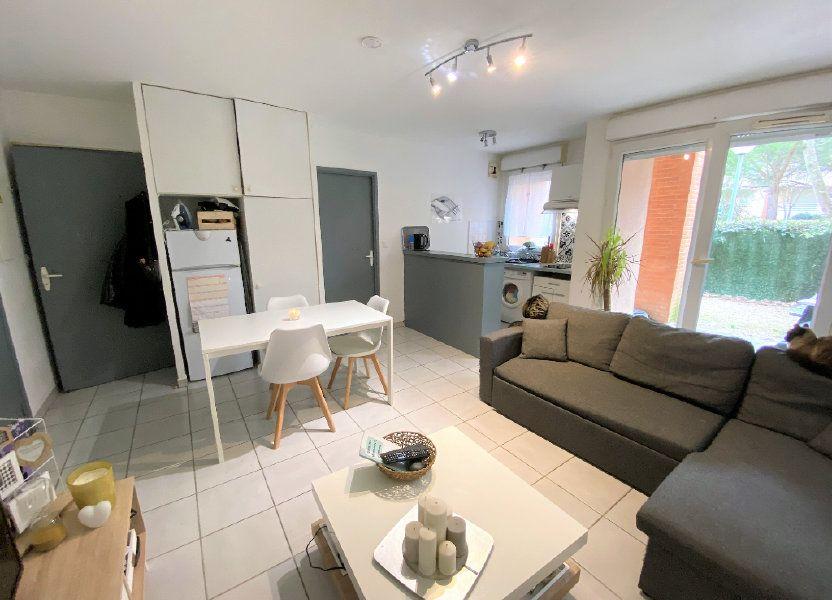 Appartement à vendre 36.4m2 à Toulouse