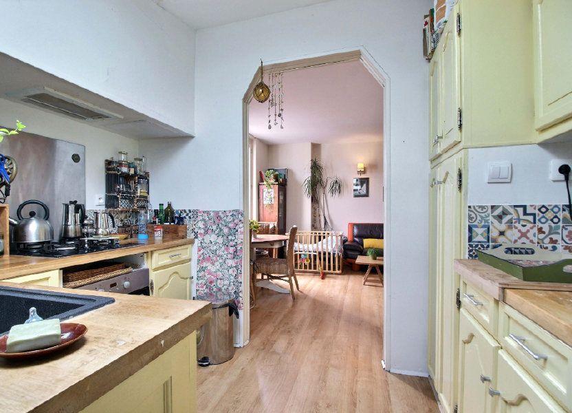 Appartement à vendre 50.7m2 à Toulouse
