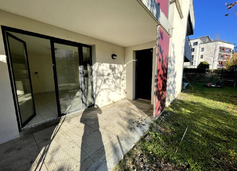 Appartement à vendre 40m2 à Toulouse