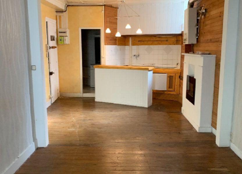 Appartement à louer 45m2 à Pau