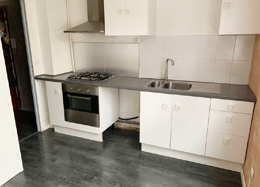 Appartement à louer 44m2 à Pau