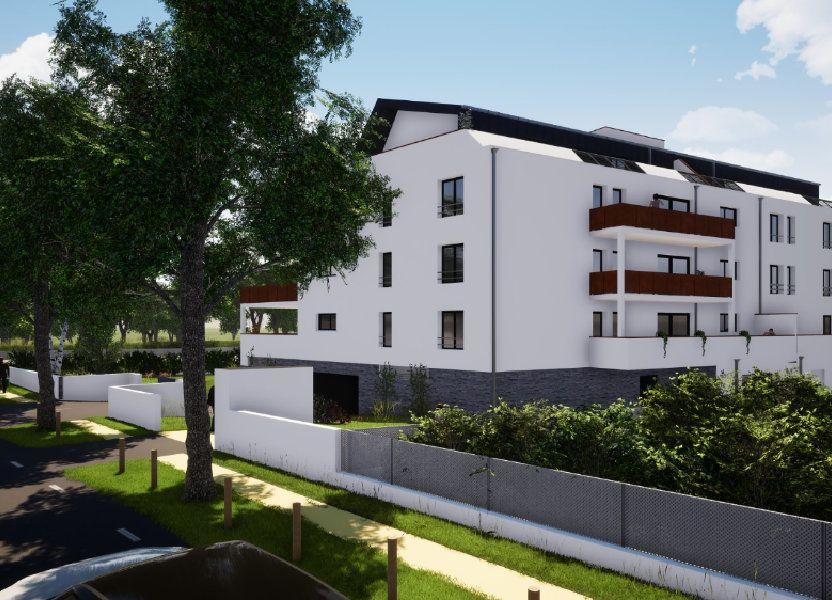 Appartement à vendre 48.02m2 à Pau
