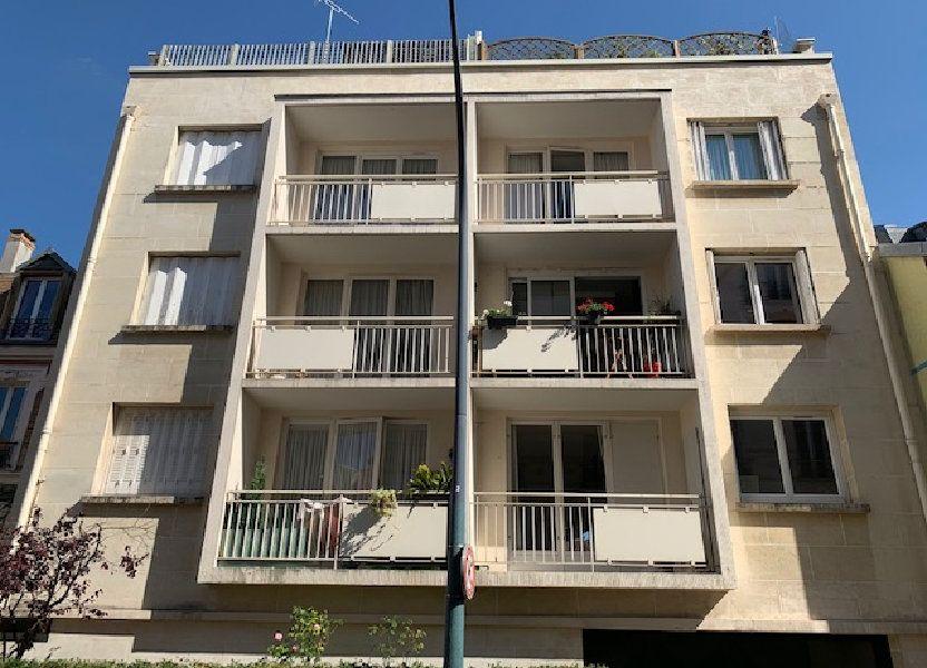 Appartement à vendre 54m2 à Asnières-sur-Seine