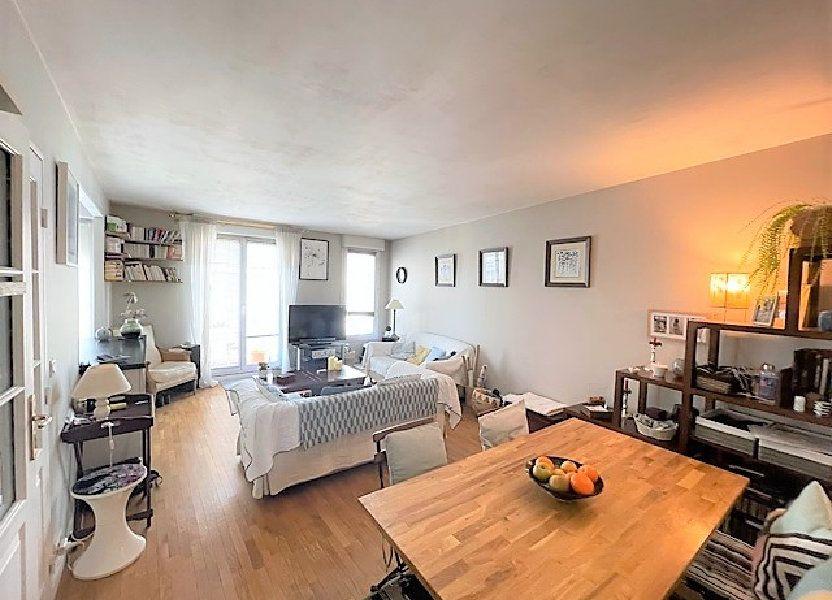 Appartement à vendre 65.37m2 à Asnières-sur-Seine