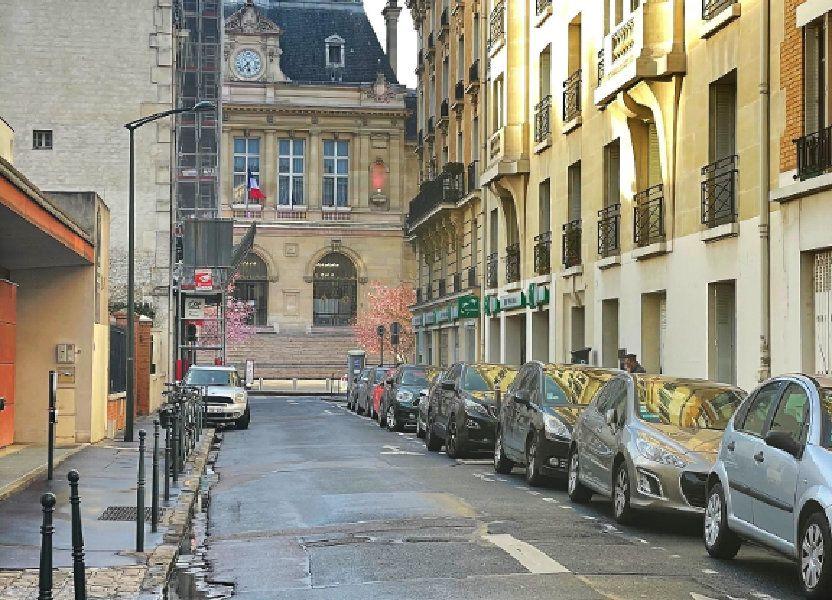 Appartement à vendre 72m2 à Asnières-sur-Seine