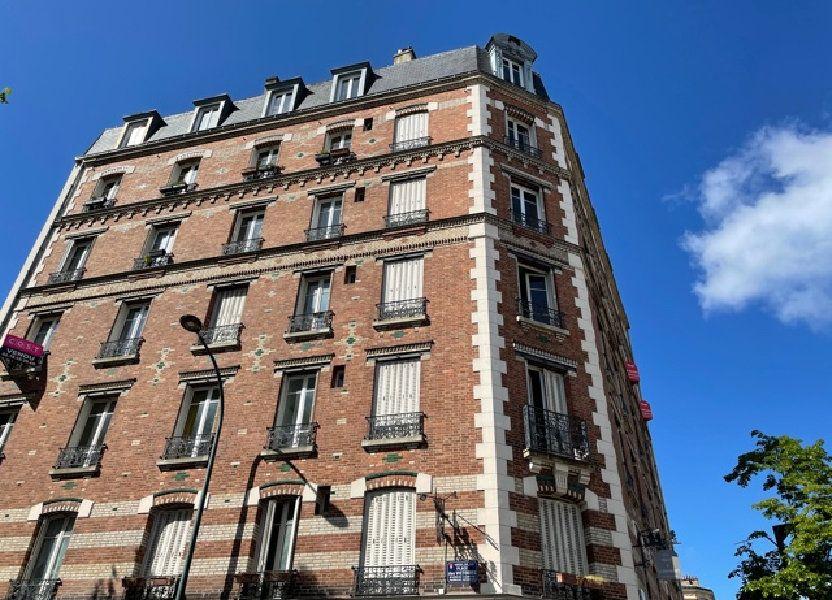Appartement à vendre 58.6m2 à Asnières-sur-Seine