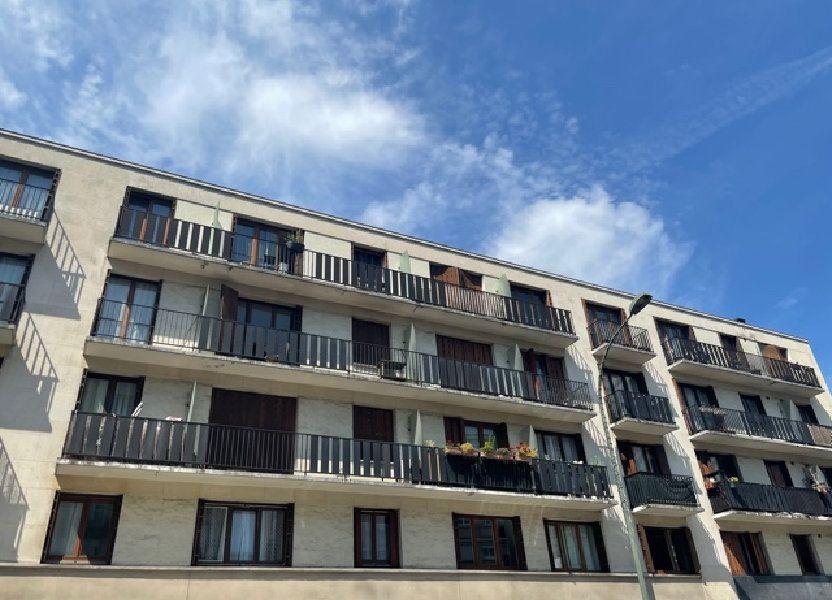 Appartement à vendre 74m2 à Asnières-sur-Seine