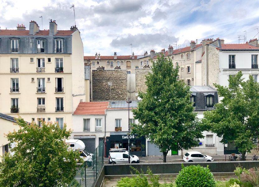 Appartement à vendre 54m2 à Paris 20