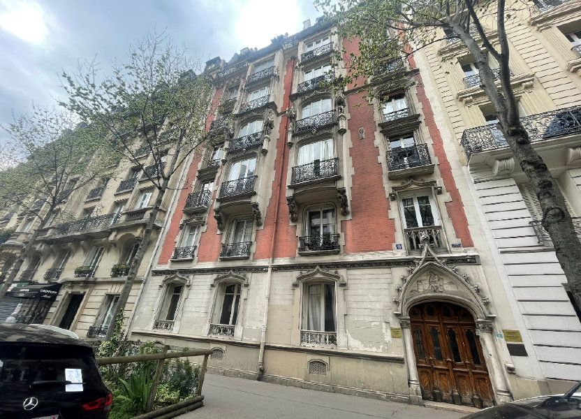 Appartement à louer 16.97m2 à Paris 12