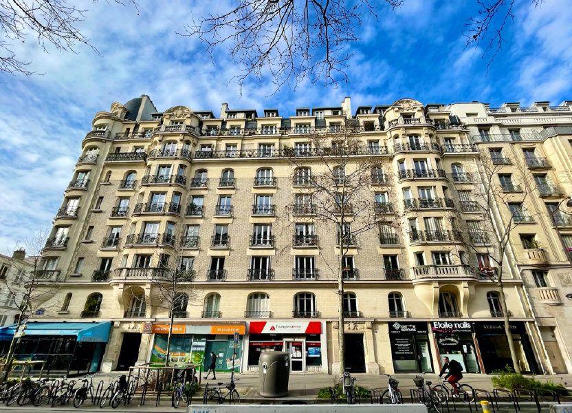 Appartement à vendre 130m2 à Paris 12
