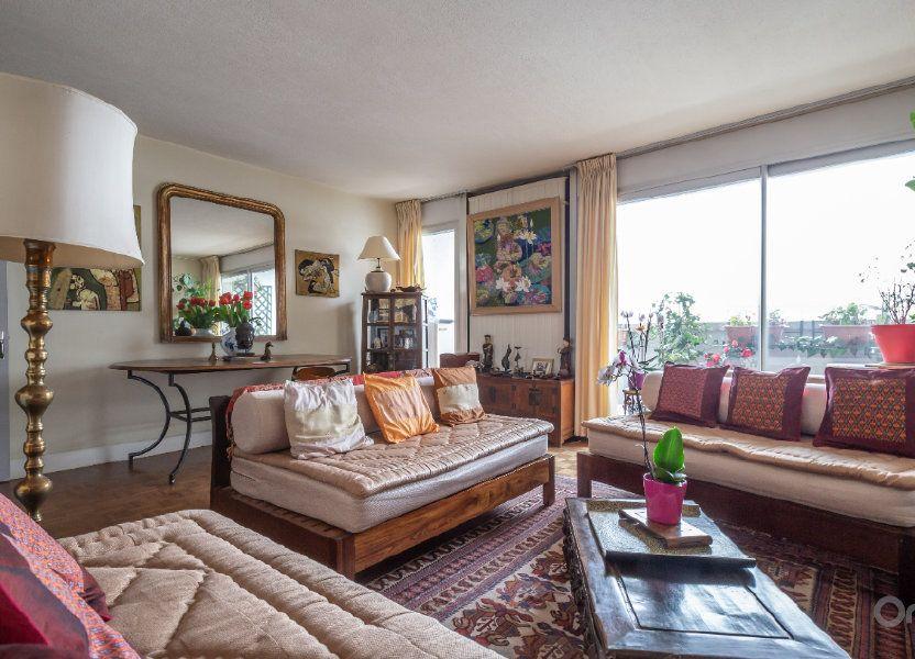 Appartement à vendre 91m2 à Paris 12