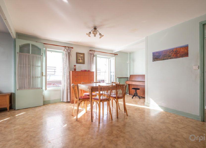 Appartement à vendre 89m2 à Paris 20