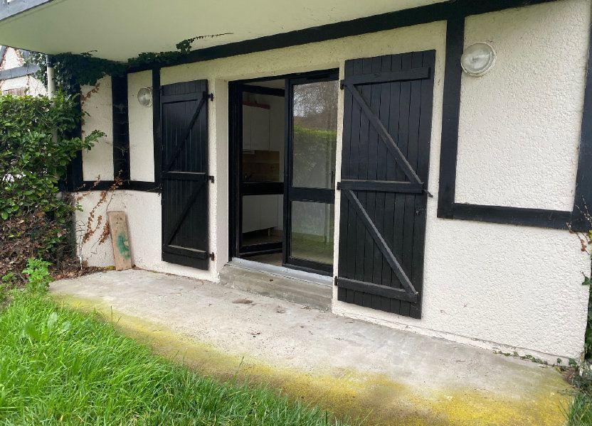 Appartement à louer 28m2 à Cabourg