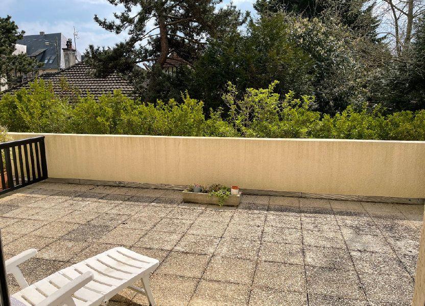 Appartement à louer 38.38m2 à Cabourg
