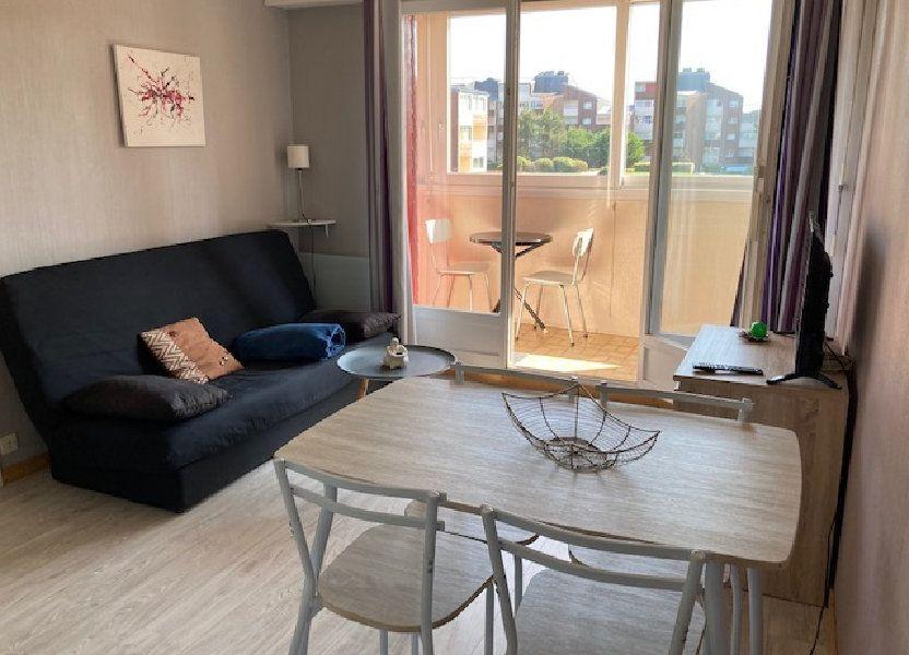 Appartement à vendre 23.93m2 à Cabourg