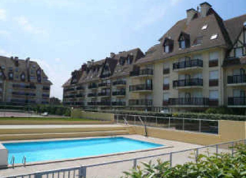 Appartement à louer 16.97m2 à Cabourg