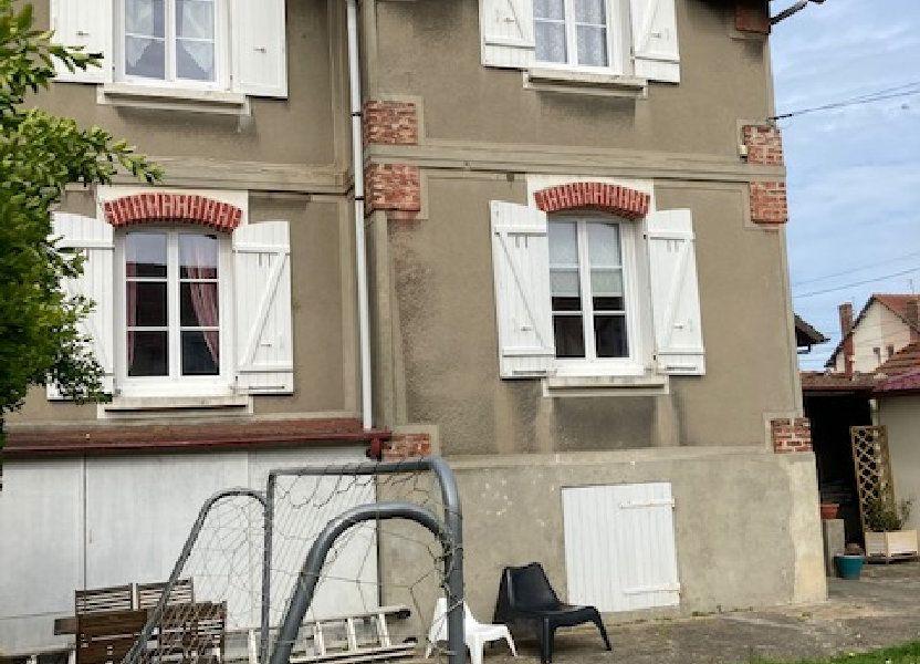 Maison à vendre 59.66m2 à Dives-sur-Mer