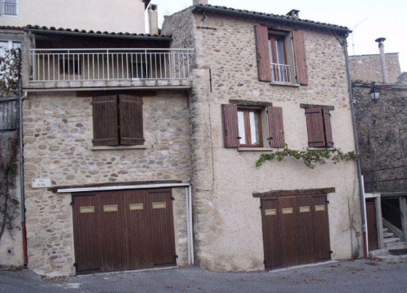 Maison à louer 70m2 à La Brillanne
