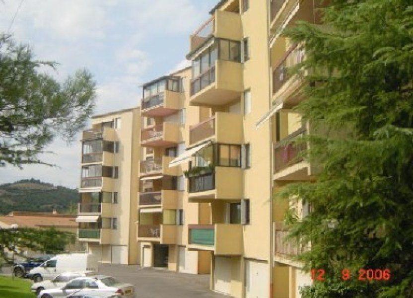 Appartement à louer 27m2 à Gréoux-les-Bains