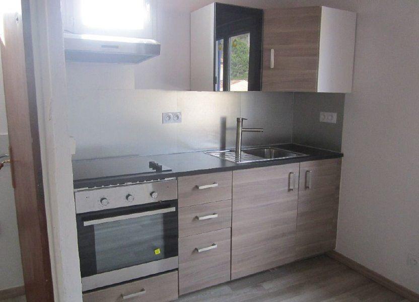 Appartement à louer 43m2 à Château-Arnoux-Saint-Auban