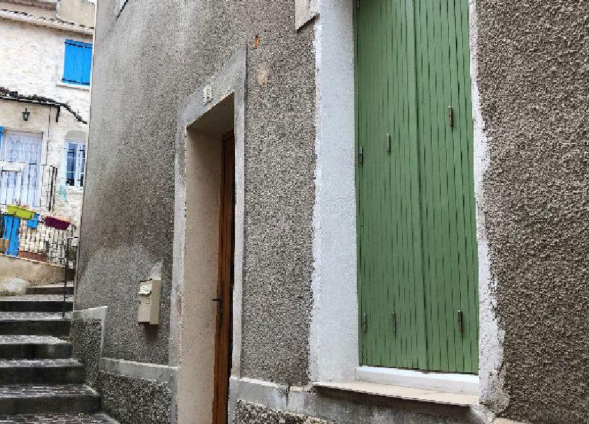 Maison à louer 38m2 à Gréoux-les-Bains