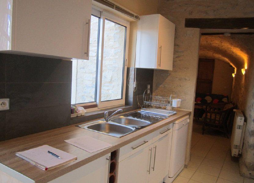 Appartement à louer 39.9m2 à Châteauneuf-Val-Saint-Donat
