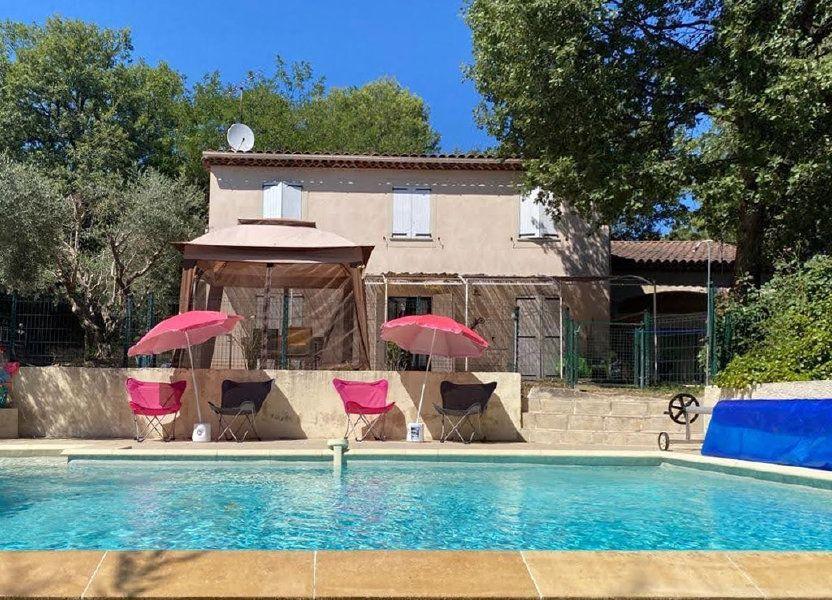 Maison à vendre 189m2 à Gréoux-les-Bains