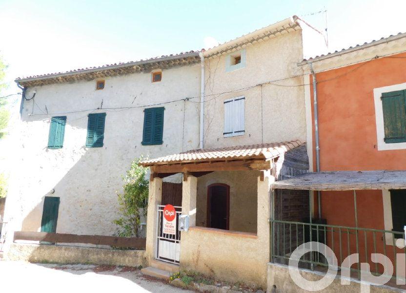 Maison à vendre 56m2 à Brunet