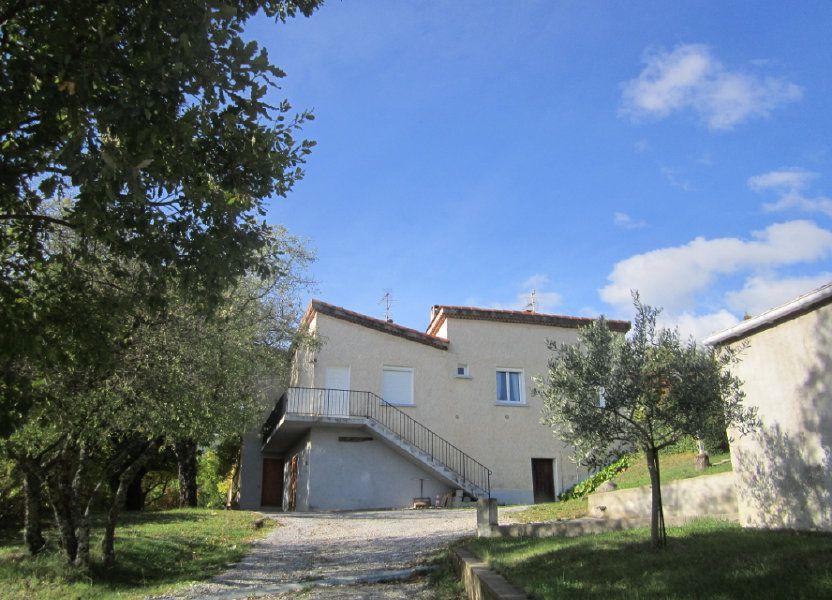 Appartement à louer 70m2 à Châteauneuf-de-Chabre