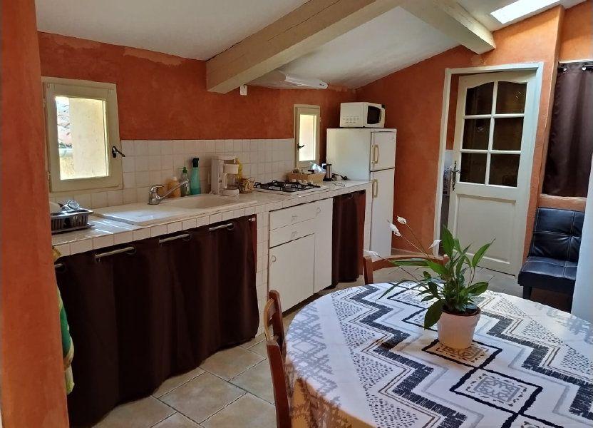 Maison à vendre 32m2 à Vinon-sur-Verdon