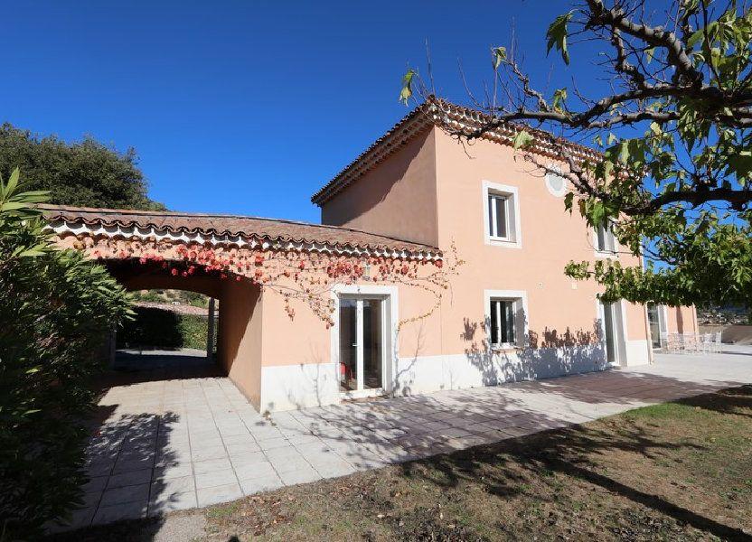 Maison à vendre 316m2 à Gréoux-les-Bains