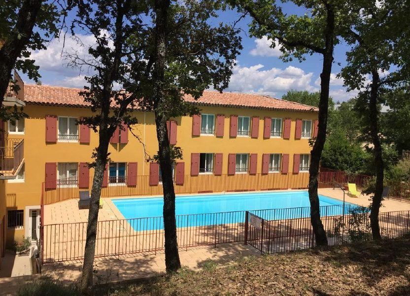 Appartement à vendre 25.5m2 à Saint-Paul-lès-Durance